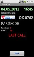 Screenshot of AviationDemo