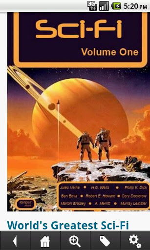 World's Greatest Sci-Fi