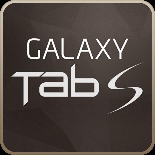 Experiência GALAXY Tab S 生活 App LOGO-APP開箱王