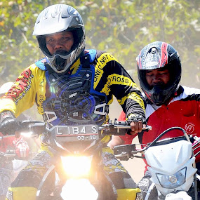 village cross by Abud Talang - Sports & Fitness Motorsports ( extreme, trail, motorcycle, motorsport, cross )