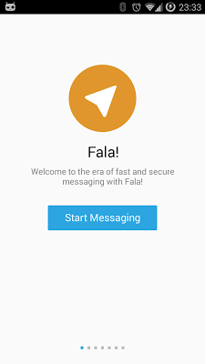 Fala! - screenshot