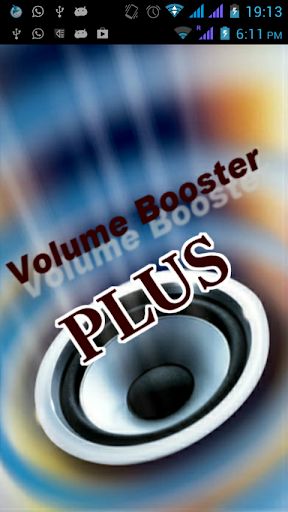 Volume Booster Plus
