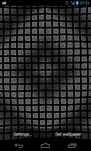Grid Live Wallpaper