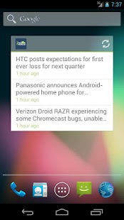 Talk Android- screenshot thumbnail
