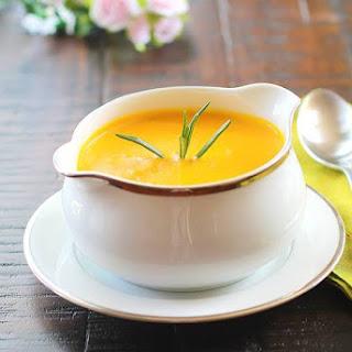 Kalabasa Soup or Squash Soup