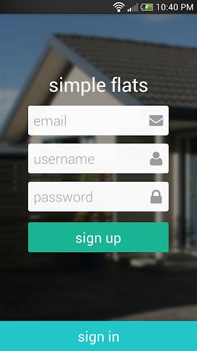 Simple Flats - Fiji