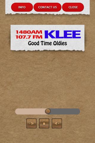 107.7 FM KLEE