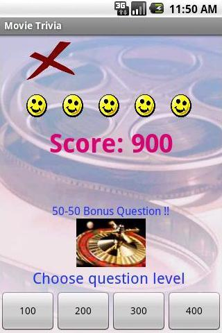 Movies Trivia Amazing - screenshot