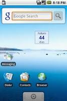 Screenshot of Feriados