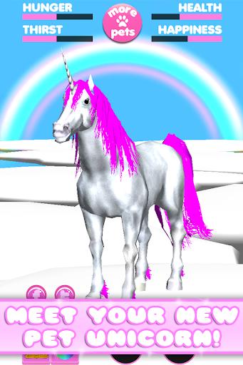 Virtual Pet Unicorn