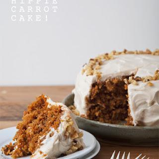 Hippie Carrot Cake (Vegan)
