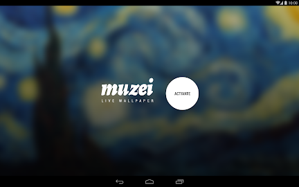 Muzei Live Wallpaper Screenshot 25