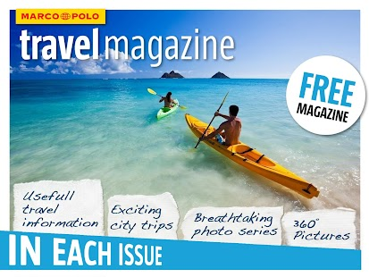 MARCO POLO Travel Magazine- screenshot thumbnail