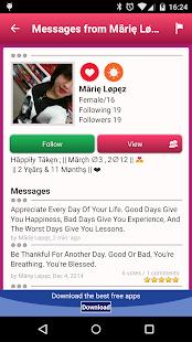 Love Quotes - screenshot thumbnail