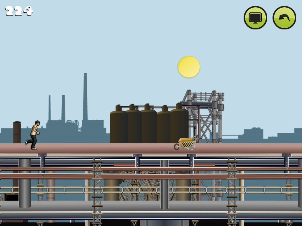 Parkour Roof Riders Lite Android Apps On Google Play