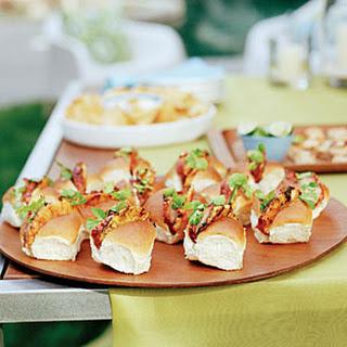 Char Siu–glazed Pork and Pineapple Buns.
