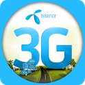 Telenor 3G Packages icon