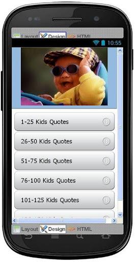 Best Kids Quotes