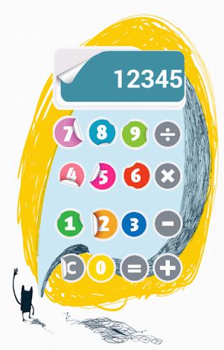 Calculator for Kids
