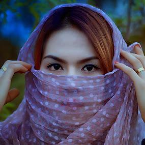 secret by Achink Zhen - People Portraits of Women