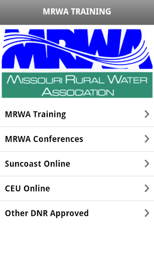 Water Wastewater Training