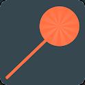 Orange Lollipop - CM11 Theme icon