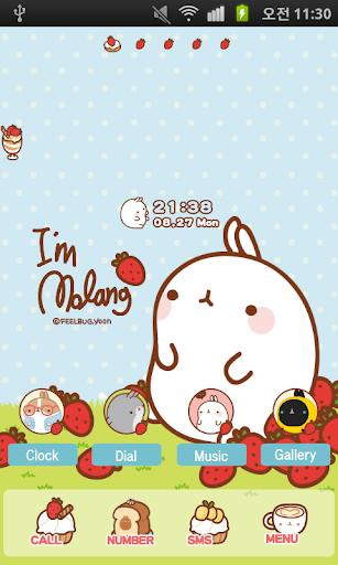 CUKI Theme Cute molrang