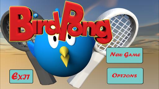Bird Pong
