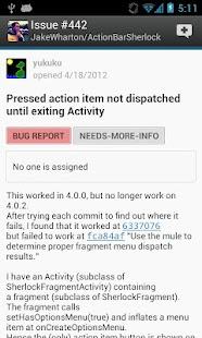 GitHub - screenshot thumbnail