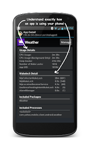 GSam Battery Monitor Pro - screenshot thumbnail