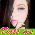 Junge Frauen Dating & Flirt icon