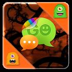 Monster Halloween GO SMS Theme icon