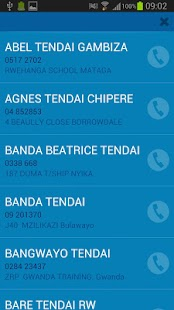 TelOne Directory - screenshot thumbnail