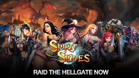 بازی فکری نابودی کاشی های همرنگ Spirit Stones v1.0.3