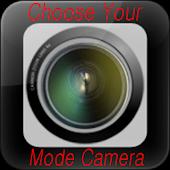 Spy Mode Camera (4 modes)