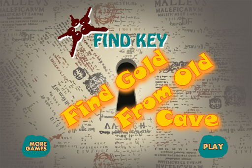 FindGoldFromOldCave