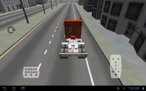 Truck Driving Simulator HD
