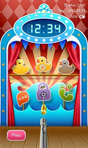 DuckShoot Locker Theme
