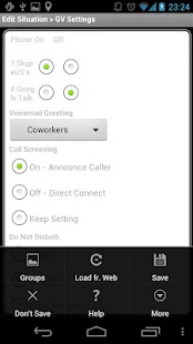 Locale GV Settings Plugin - screenshot thumbnail