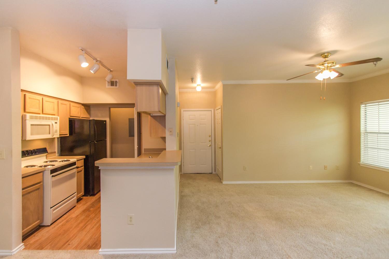 Forest Brook Apartments Evergreen Floorplan Lewisville Texas