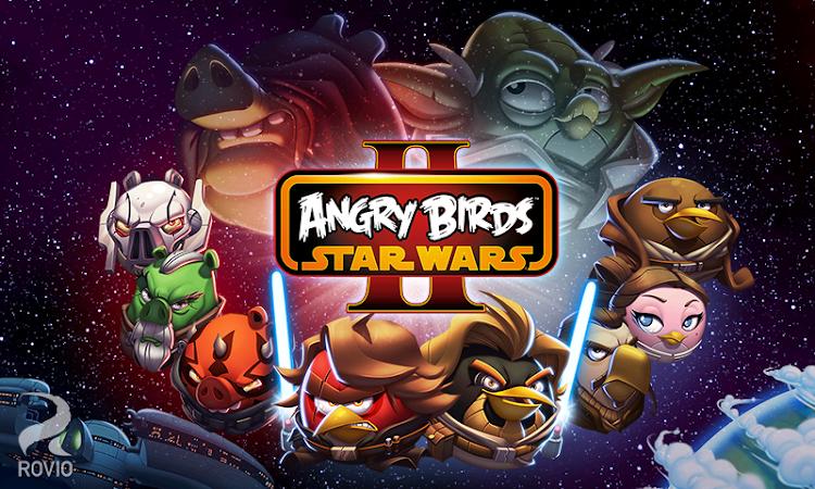 Angry Birds Star Wars II v1.9.22 [Mod Money]