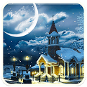 Winter Night Live Wallpaper icon