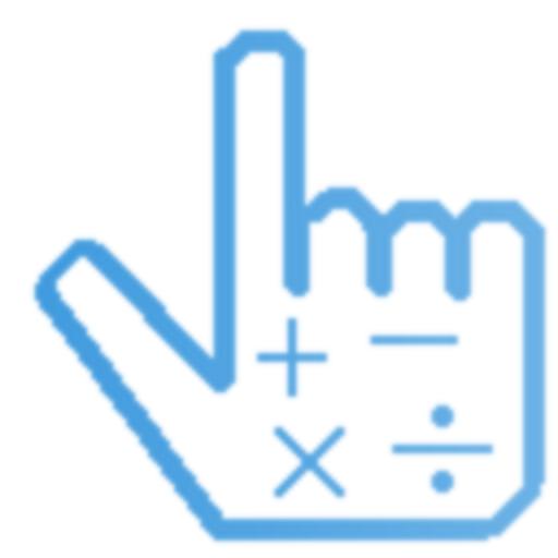 FingerCalc 彈指即算 LOGO-APP點子