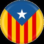 Catalunya myPinBadge icon