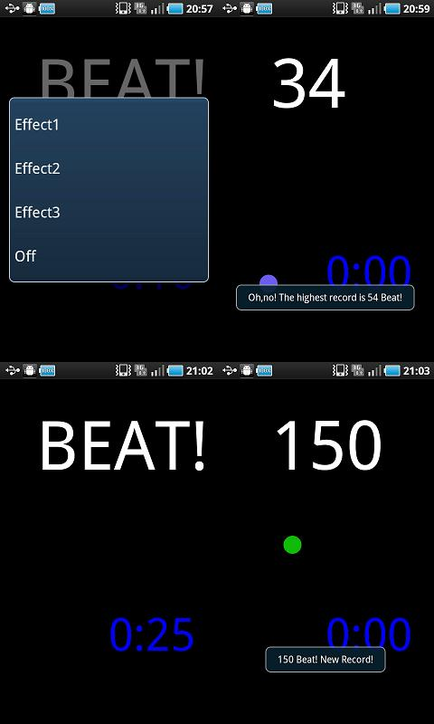 Your Beat, Hit innocently.- screenshot