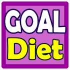 My Goal of the diet icon