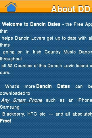 Dancin Dates