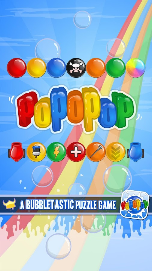 Popopop- screenshot