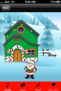 Train Toddler Game- Christmas
