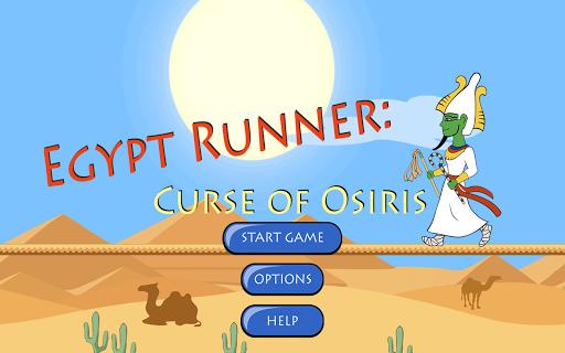 Egypt Runner: Curse of Osiris